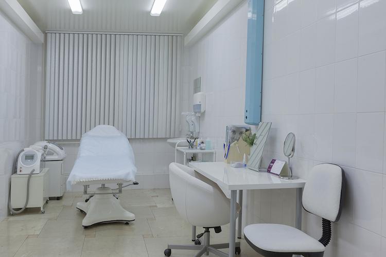 Первая клиника инъекционной косметологии: процедурные кабинеты