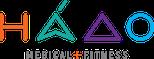 НАДО фитнес: логотип
